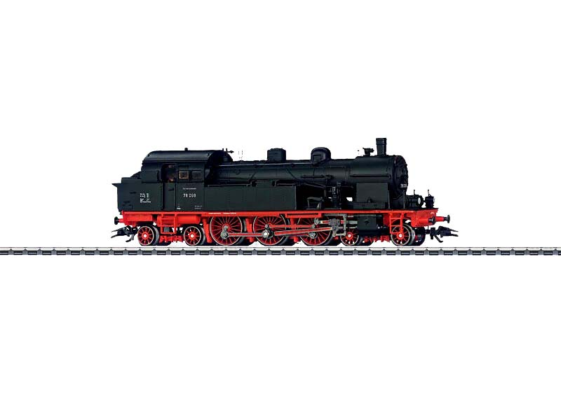 画像1: 鉄道模型 メルクリン Marklin 37074 蒸気機関車 SL BR 78 DB HOゲージ