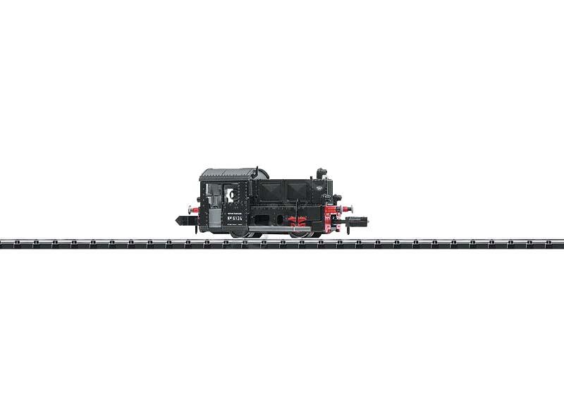画像1: 鉄道模型 ミニトリックス MiniTrix 12468 ディーゼル機関車 DL BR KOf II DB Nゲージ
