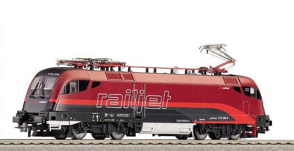 画像1: 鉄道模型 ロコ Roco 62361 Rh 1116 RAILJET 電気機関車 EL HOゲージ