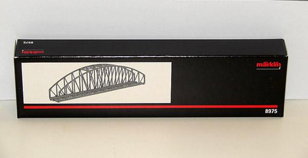 画像2: 鉄道模型 メルクリン Marklin 8975 アーチ型鉄橋 Zゲージ