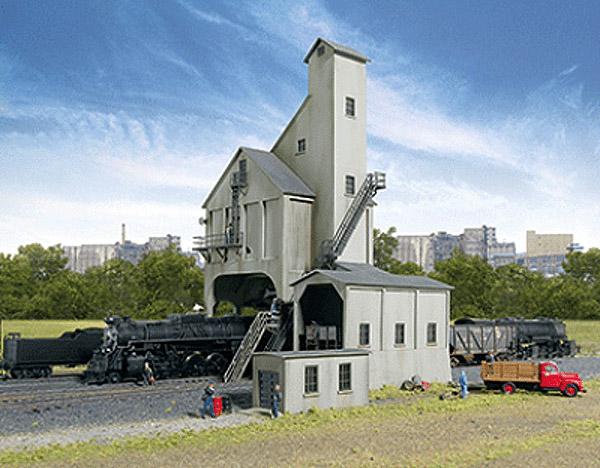 画像1: 鉄道模型 ウォルサーズ Walthers 933-3262 Modern Coaling Tower Nゲージ