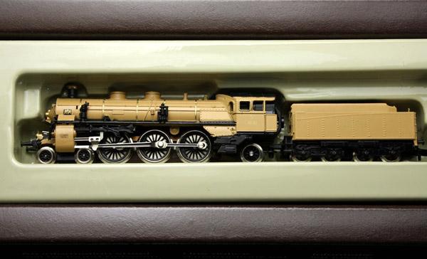 画像2: 鉄道模型 メルクリン Marklin 8870 mini-club ミニクラブ King Ludwig バイエルン王国鉄道 蒸気機関車 Zゲージ
