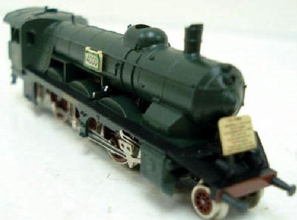 画像3: 鉄道模型 メルクリン Marklin 88182 ミニクラブ mini-club 蒸気機関車 Zゲージ