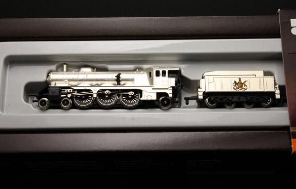 画像3: 鉄道模型 メルクリン Marklin 8836 ミニクラブ mini-club ヴュルテンベルク州立鉄道 蒸気機関車 銀メッキ Zゲージ