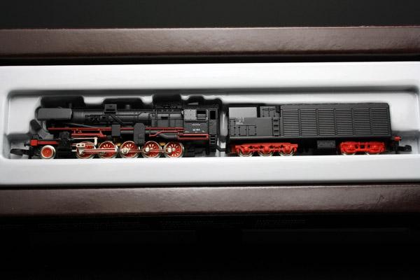 画像2: 鉄道模型 メルクリン Marklin 88835 ミニクラブ mini-club DB BR 52 蒸気機関車 Zゲージ