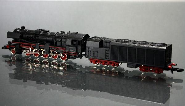 画像4: 鉄道模型 メルクリン Marklin 88835 ミニクラブ mini-club DB BR 52 蒸気機関車 Zゲージ
