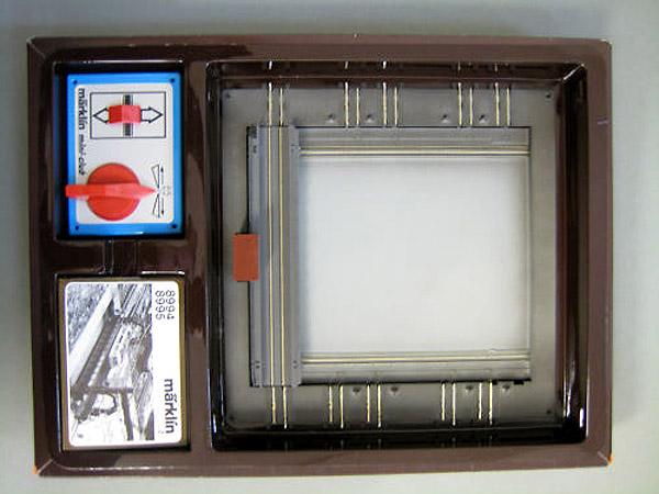 画像3: 鉄道模型 メルクリン Marklin 8994 ミニクラブ mini-club トラバーサー Zゲージ