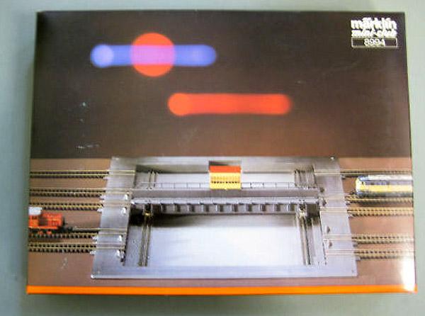 画像2: 鉄道模型 メルクリン Marklin 8994 ミニクラブ mini-club トラバーサー Zゲージ