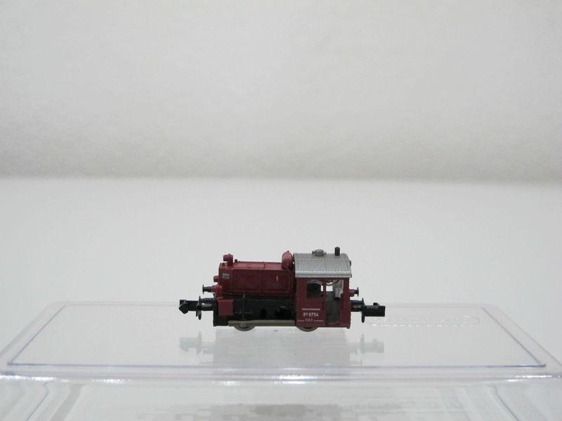 画像1: 鉄道模型 ミニトリックス MiniTrix 12439 Diesel Locomotive Koef II 入替用ディーゼル機関車 Nゲージ
