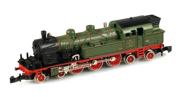 画像1: 鉄道模型 メルクリン Marklin 88061 ミニクラブ mini-club T18 K.W.St.E. LED`s 蒸気機関車 Zゲージ