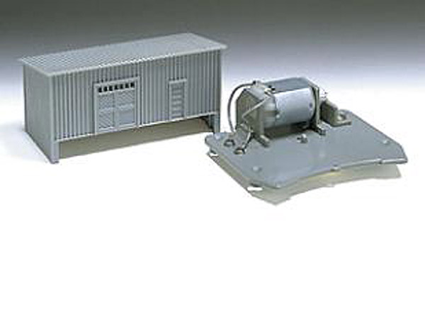 画像1: 鉄道模型 アトラス Atlas 2791 転車台 ターンテーブル電動化用モータードライブ Nゲージ