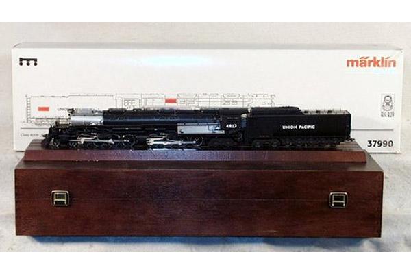 画像1: 鉄道模型 メルクリン Marklin 37990 BIGBOY ビッグボーイ 4000形 4013号機 蒸気機関車 HOゲージ
