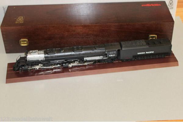 画像2: 鉄道模型 メルクリン Marklin 37990 BIGBOY ビッグボーイ 4000形 4013号機 蒸気機関車 HOゲージ
