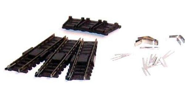 画像1: 鉄道模型 アーノルド ARNOLD 6383 電動ターンテーブル 転車台用アプローチ線路セット Nゲージ