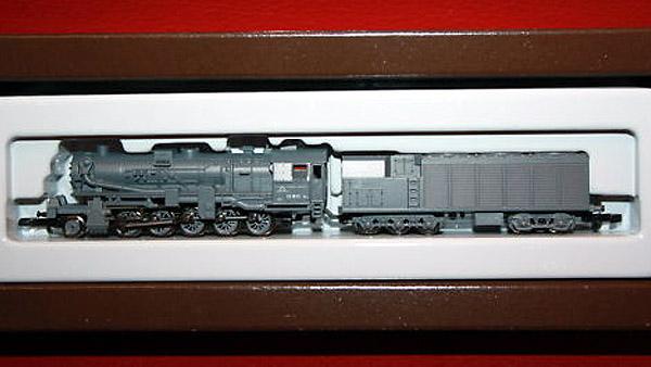 画像3: 鉄道模型 メルクリン Marklin 88836 ミニクラブ mini-club BR52 2-10-0 蒸気機関車 Zゲージ