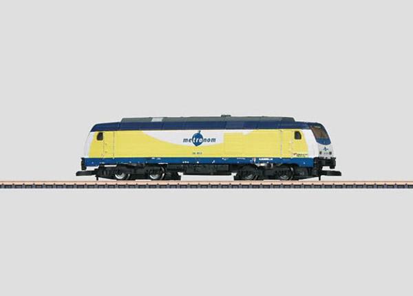 画像1: 鉄道模型 メルクリン Marklin 88370 クラス246 ディーゼル機関車 Zゲージ
