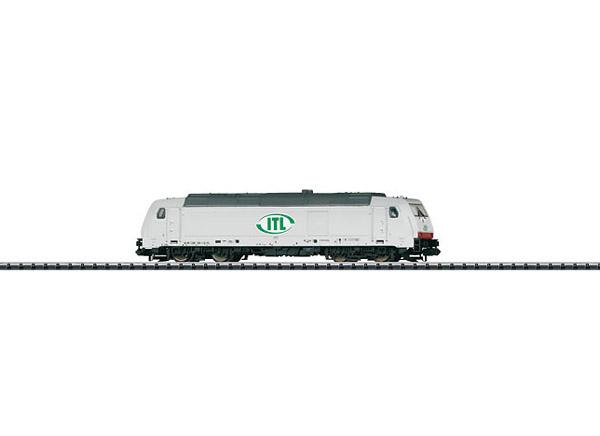 画像1: 鉄道模型 ミニトリックス MINITRIX 12362 DB BR 285 ディーゼル機関車 Nゲージ