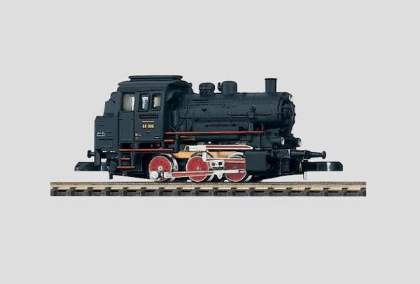 画像1: 鉄道模型 メルクリン Marklin 88051 BR 89 蒸気機関車 Zゲージ