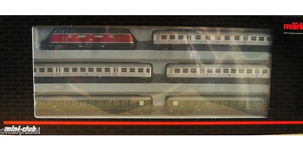 画像2: 鉄道模型 メルクリン Marklin 81175 DB V200.0 ディーゼル機関車 旅客列車セット Zゲージ