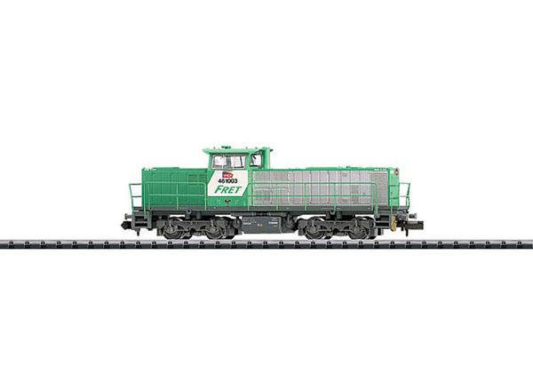 画像1: 鉄道模型 ミニトリックス MINITRIX 12471 SNCF/FRET class 461 ディーゼル機関車 Nゲージ