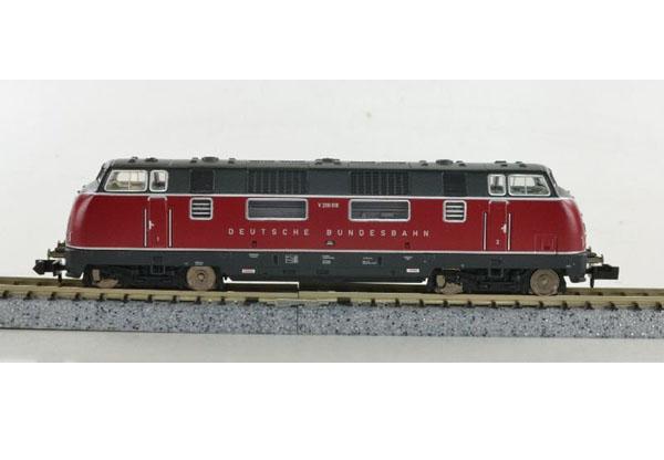 画像2: 鉄道模型 ミニトリックス MINITRIX 12402 BR V200.0 ディーゼル機関車 Nゲージ