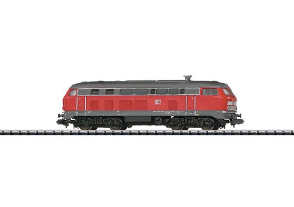 画像1: 鉄道模型 ミニトリックス MINITRIX 12393 DB class 218 (デジタル) ディーゼル機関車 Nゲージ