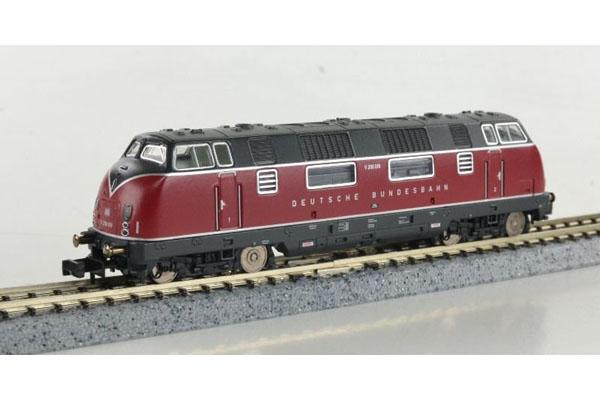 画像3: 鉄道模型 ミニトリックス MINITRIX 12402 BR V200.0 ディーゼル機関車 Nゲージ