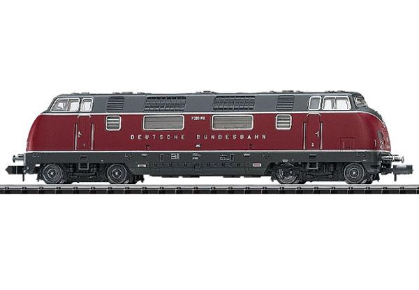 画像1: 鉄道模型 ミニトリックス MINITRIX 12402 BR V200.0 ディーゼル機関車 Nゲージ