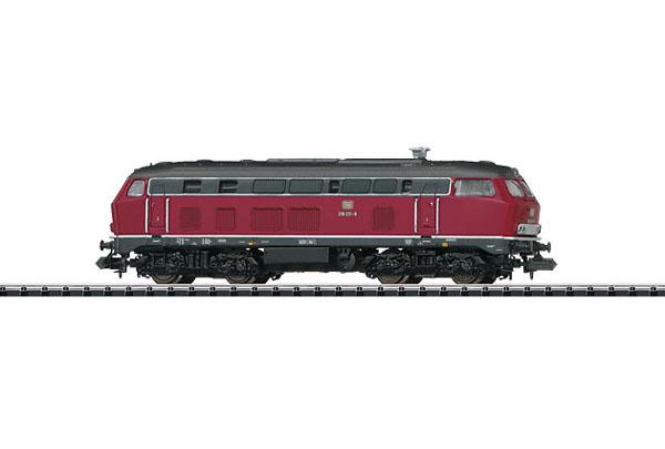 画像1: 鉄道模型 ミニトリックス MINITRIX 12394 DB class 218 ディーゼル機関車 Nゲージ