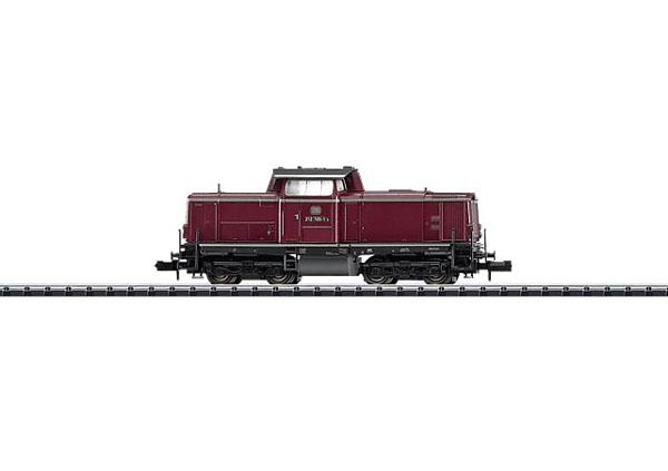 画像1: 鉄道模型 ミニトリックス MINITRIX 12339 DB class 212 ディーゼル機関車 Nゲージ