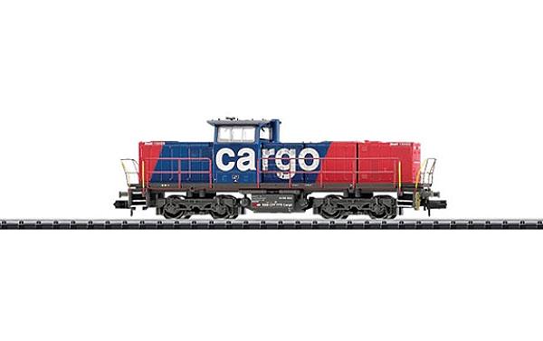 画像1: 鉄道模型 ミニトリックス MINITRIX 12352 SBB/CFF/FFS Am 842 ディーゼル機関車 Nゲージ