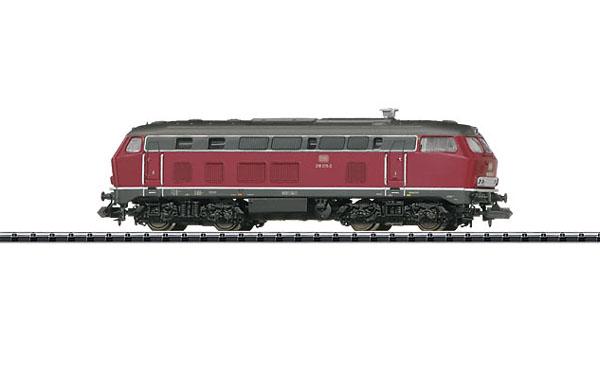 画像1: 鉄道模型 ミニトリックス MINITRIX 12395 DB class 218 (デジタルサウンド) ディーゼル機関車 Nゲージ