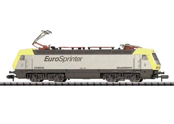 画像1: 鉄道模型 ミニトリックス MiniTrix 12790 Eurosprinter 電気機関車 Nゲージ