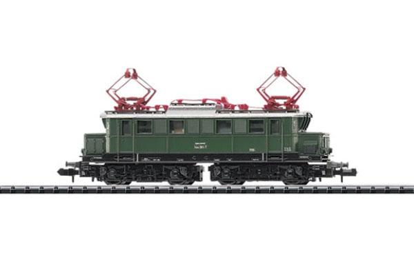 画像1: 鉄道模型 ミニトリックス MiniTrix 12353 DB BR 144 電気機関車 Nゲージ