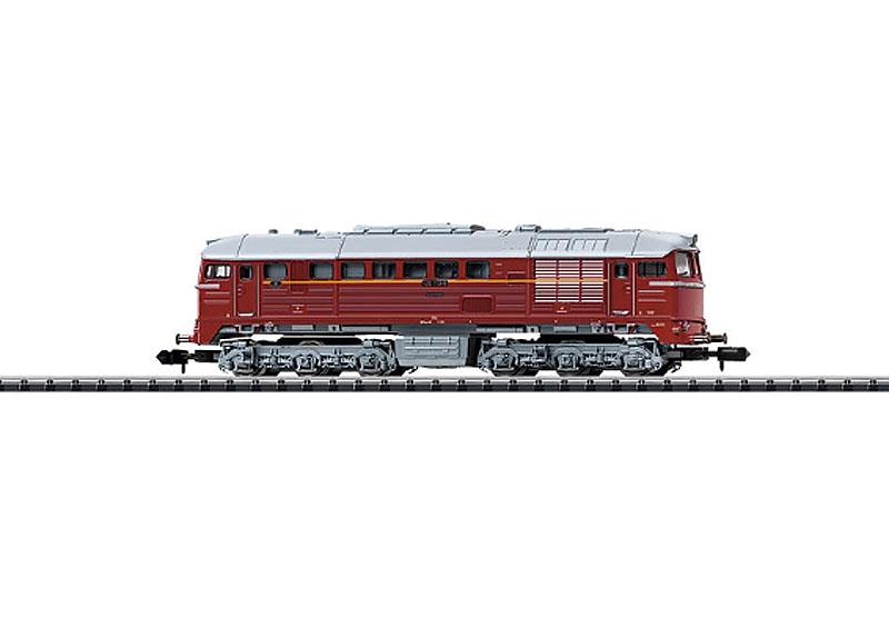 画像1: 鉄道模型 ミニトリックス MiniTrix 12358 DR BR 120 ディーゼル機関車 Nゲージ