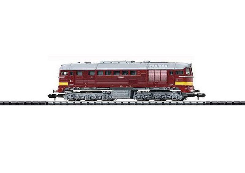 画像1: 鉄道模型 ミニトリックス MiniTrix 12166 CSD 781 ディーゼル機関車 Nゲージ