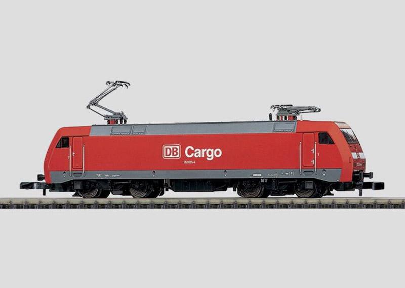 画像1: 鉄道模型 メルクリン Marklin 88520 ミニクラブ mini-club DB BR 152 電気機関車 Zゲージ