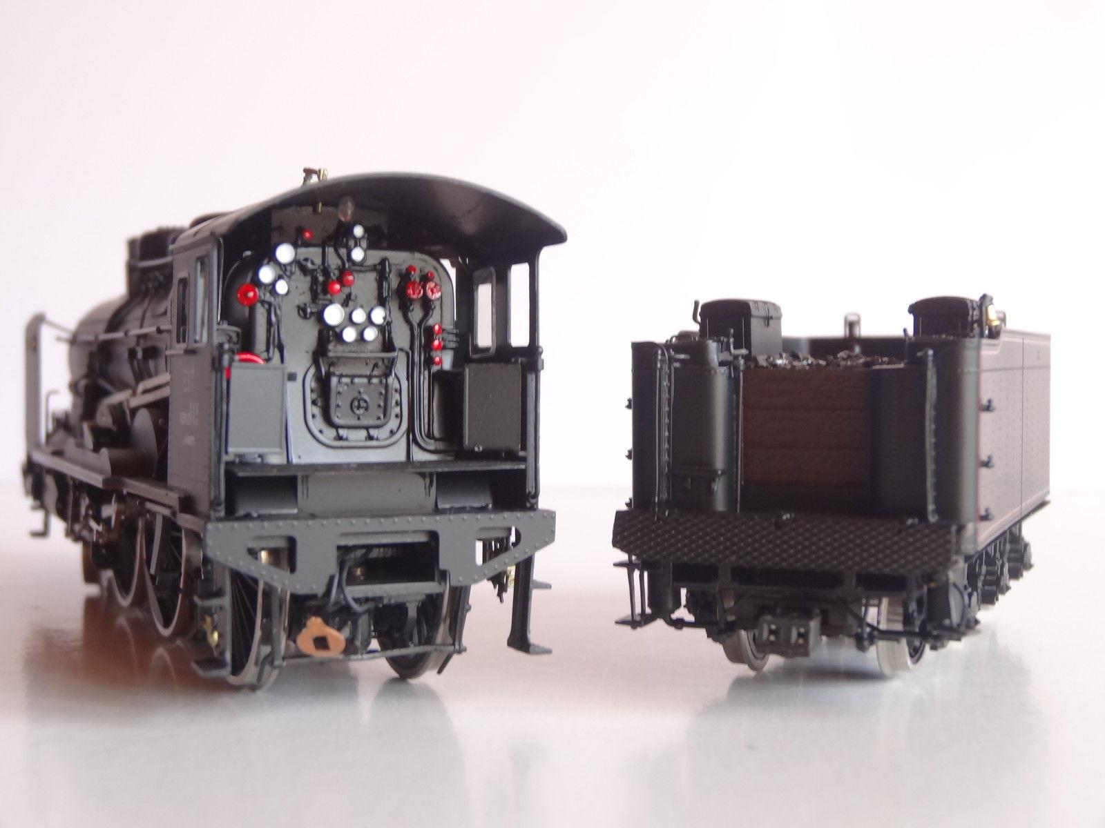 画像4: 鉄道模型 フルグレックス Fulgurex 2229 French EST 230-147 蒸気機関車 HOゲージ