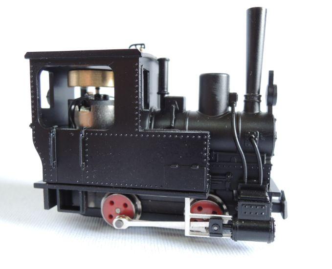 画像1: 鉄道模型 ミニトレインズ MINITRAINS 5040 クラウス SL 蒸気機関車 ナローゲージ HOn30(9mm)
