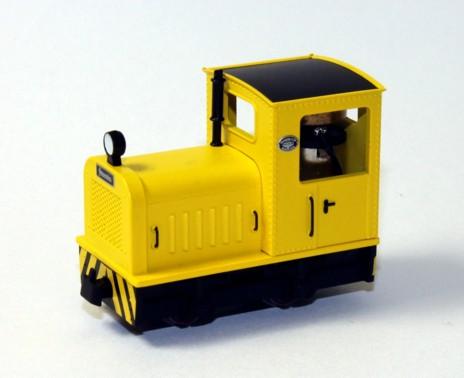 画像1: 鉄道模型 ミニトレインズ MINITRAINS 5015 グマインダーDL (イエロー) ナローゲージ HOn30(9mm)