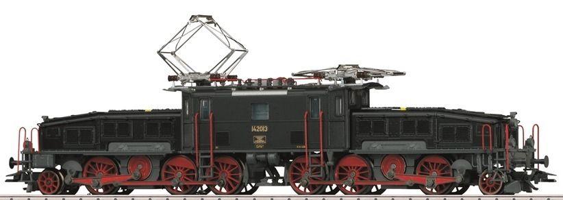 画像1: 鉄道模型 トリックス Trix 22955 SBB Ce 6/8 II クロコダイル 電気機関車 2013トイフェア限定品 HOゲージ