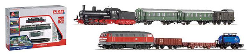 画像1: 鉄道模型 PIKO ピコ 57176 デジタルスターターセット H0ゲージ