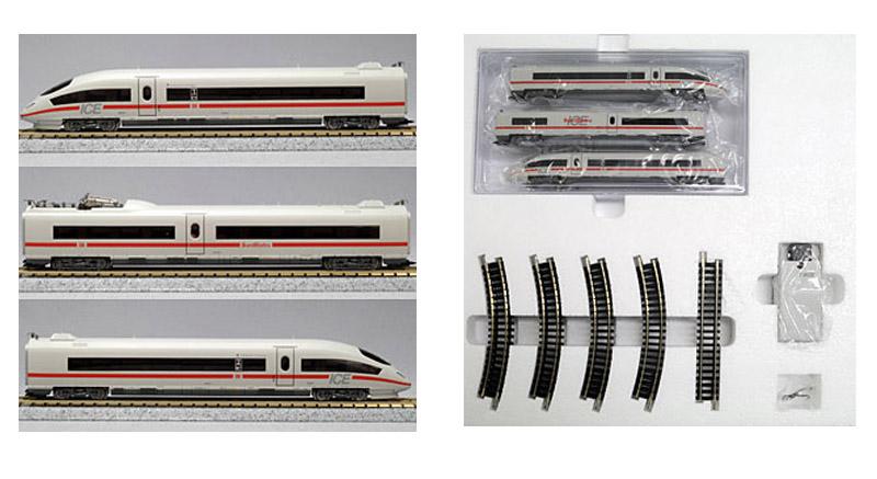 画像2: 鉄道模型 ミニトリックス MINITRIX 11206 DB AG 406 ICE3 スターターセット Nゲージ