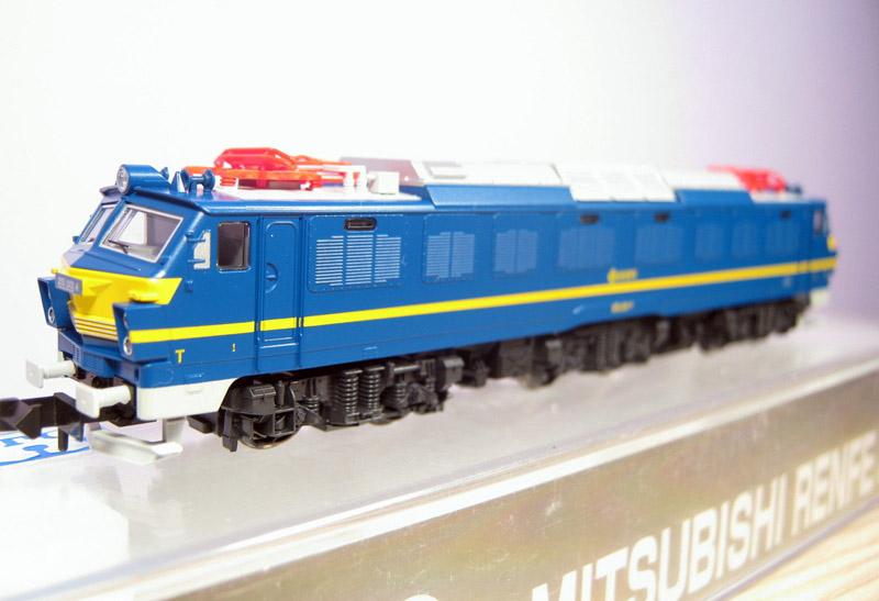 画像1: 鉄道模型 カトー KATO 137-1331 Renfe #251-001-4 電気機関車 Nゲージ