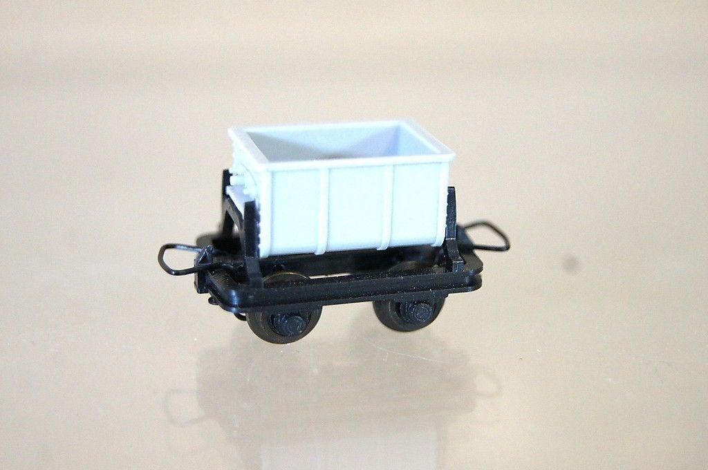 画像2: 鉄道模型 ミニトレインズ Minitrains 009 セメントカー 6両セット 貨車 ナローゲージ(9mm)