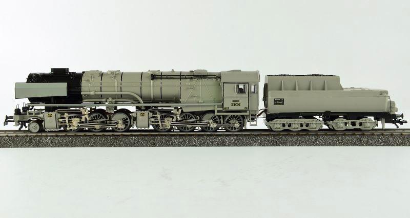 画像2: 鉄道模型 メルクリン Marklin 3302 DRG BR53 蒸気機関車 HOゲージ