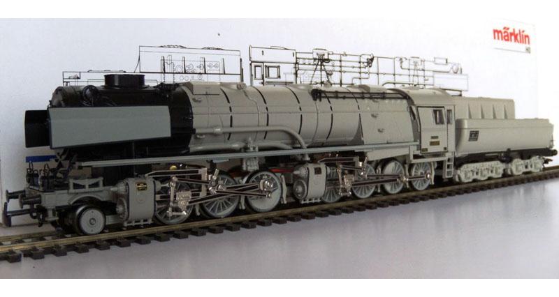 画像3: 鉄道模型 メルクリン Marklin 3302 DRG BR53 蒸気機関車 HOゲージ