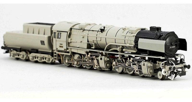 画像1: 鉄道模型 メルクリン Marklin 3302 DRG BR53 蒸気機関車 HOゲージ