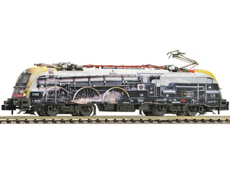 画像1: 鉄道模型 フライシュマン Fleischmann 781304 taurus 1216 020-8 電気機関車 Nゲージ