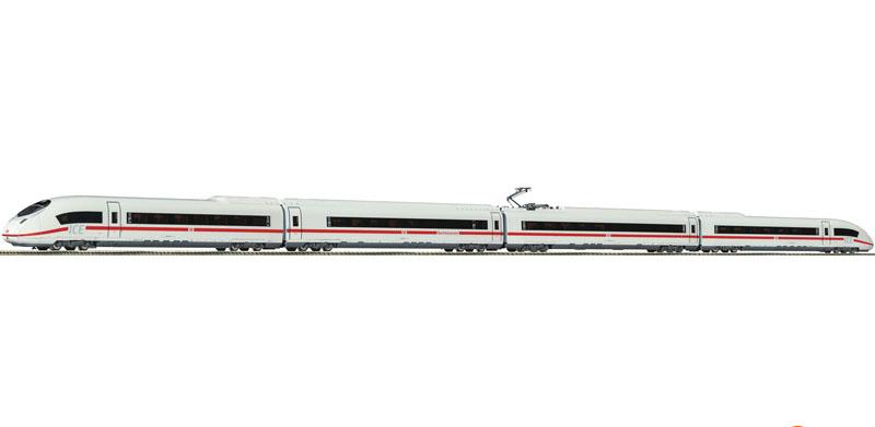 画像1: 鉄道模型 フライシュマン Fleischmann 448001 ICE3 BR407 電車 4両セット HOゲージ